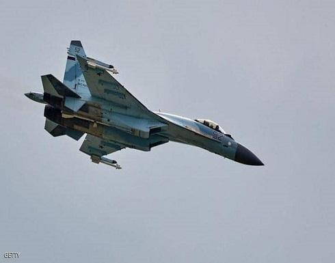 """تحطم """"سو 57"""".. أكثر الطائرات الروسية المقاتلة تطورا"""