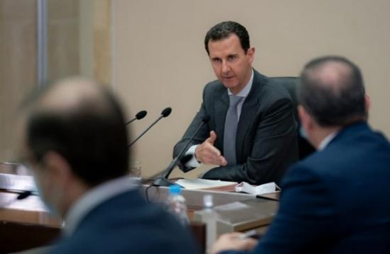 نظام الأسد يعلق على أنباء خوضه تفاهمات مع الاحتلال