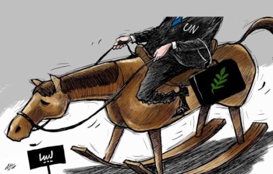ليبيا واللامم المتحدة