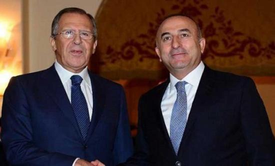 روسيا: اتفقنا مع تركيا على السعي لوقف إطلاق النار في سوريا