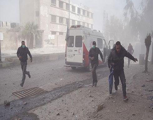 مقتل 25 مدنيا في قصف للتحالف الدولي شرقي سوريا