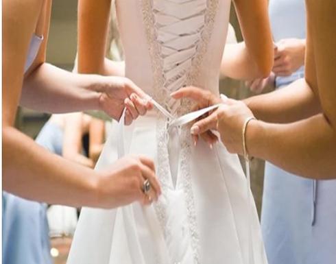 صور شبه عارية السبب..عروس تطرد صديقتها المقربة من حفل زفافها في بريطانيا