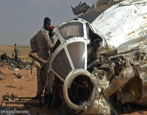 تحطم طائرة عسكرية سودانية.. قتلى ومفقودون