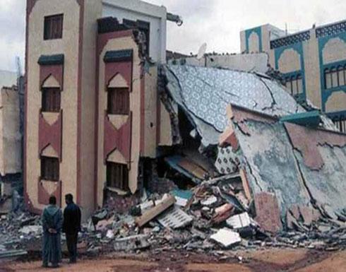 زلزال بقوة 6 درجات يضرب الساحل الجزائري.. صور وفيديو