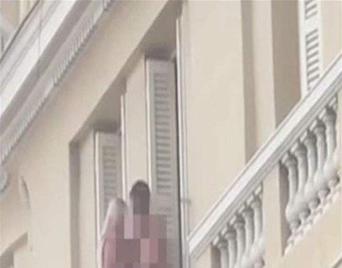 تفاصيل التحقيقات في سقوط امرأة من الطابق التاسع أثناء ممارستها الجنس!