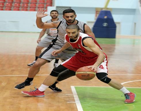 العودة والرياضي يحققان الفوز في الدوري الأردني للسلة