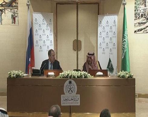 بالفيديو : مؤتمر صحفي لوزير الدولة السعودي للشؤون الخارجية عادل الجبير