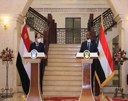 ضمن اتفاق تعاون.. الجيش السوداني يتسلم معدات من نظيره المصري
