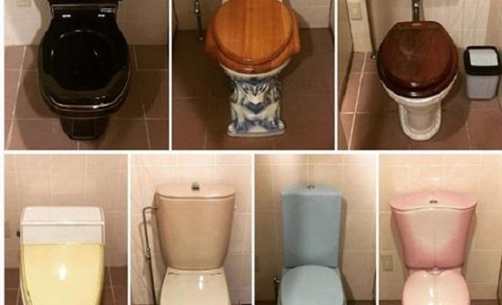 مراحيض متحف للسيارات في اليابان تشعل الإنترنت (صور)