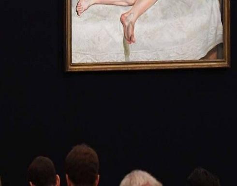 """""""اللوحة العارية"""" بـ29 مليون دولار.. ما سرّ صوفي؟"""