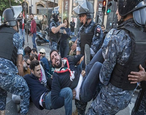 استقدم آليات وجرافات.. الجيش اللبناني يعيد فتح طرق بالقوة