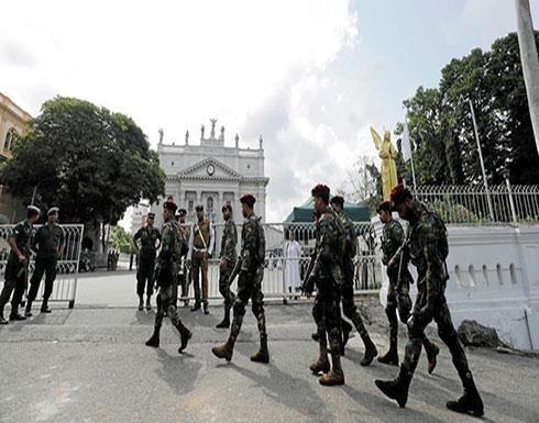 حظر التجوال في مدينة سريلانكية إثر اعتداءات على مسلمين