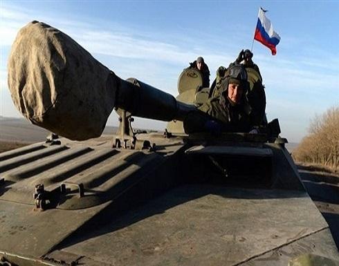 أوكرانيا: روسيا تعمل على تشويه سمعة كييف