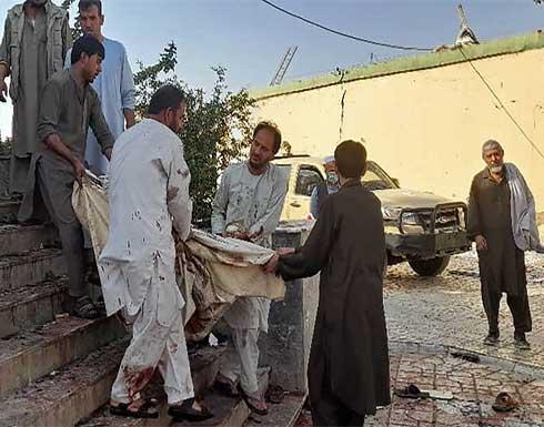 طالبان تدين الهجوم الشنيع على مسجد بقندوز وتتعهد بالبحث عن المجرمين ومعاقبتهم