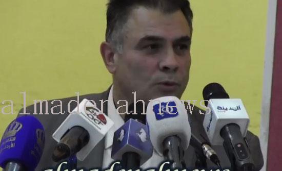 """الدكتور عبدالله الزعبي يصدر بياناً عقب قبوله اعتذار النائب الرقب """" نص البيان """""""