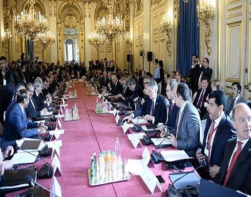 مؤتمر التحالف ضد داعش ينطلق في واشنطن بمشاركة 35 دولة