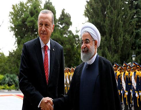 روحاني وأردوغان يبحثان هاتفيا آخر التطورات في محافظة إدلب