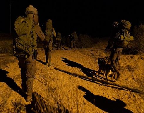 """الاحتلال يعلن اعتقال اثنين آخرين من أحرار """"جلبوع"""" .. شاهد"""