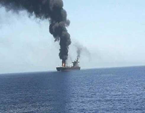 استهداف سفينة تجارية إسرائيلية شمال المحيط الهندي والسبب مجهول