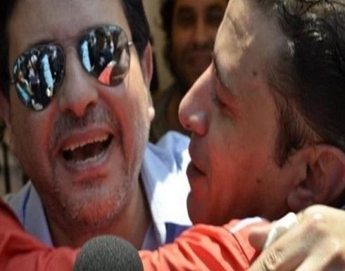 مصطفى كامل يهدد هاني شاكر