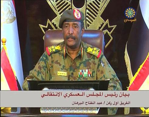 شاهد.. كلمة رئيس المجلس العسكري الانتقالي عبد الفتاح البرهان في السودان