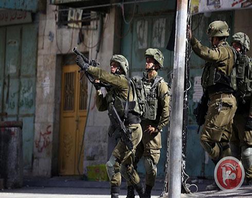 إصابة شابين برصاص الاحتلال شمال رام الله