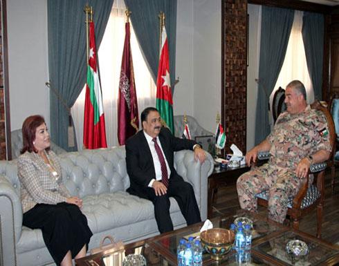 توقيع اتفاقية تعاون عسكري أمني بين الاردن و العراق