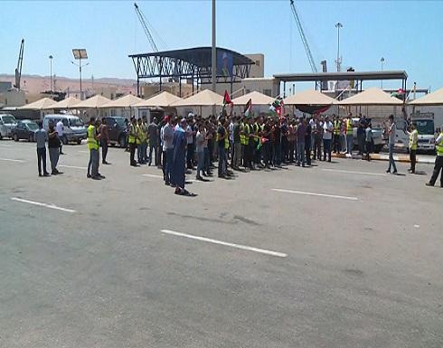 لجنة تحقيق للوقوف على أسباب وفاة عامل بميناء العقبة