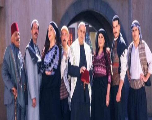 """صورة : ام عصام نجمة باب الحارة """"بس تكون بخير انا بكون """" ؟!"""