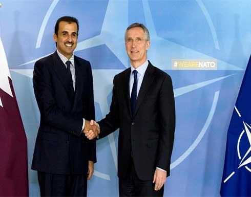 الناتو يشكر قطر لدورها في إجلاء أعضاء الحلف وعائلاتهم من كابل