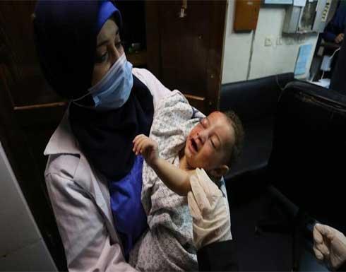 """العفو الدولية تدعو للتحقيق في جرائم حرب """"محتملة"""" بغزة"""
