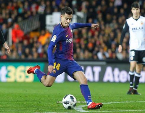 """كوتينيو """"البرتغالي"""" يحل مشكلة برشلونة"""