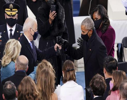أوباما لم يتدخل في سوريا رغم وعيده للأسد بسبب صفقة مع إيران.. وهذا ما يحتاجه بايدن