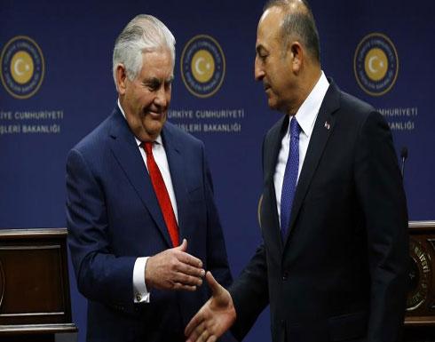 تركيا تحذر من انهيار كامل للعلاقات مع أميركا