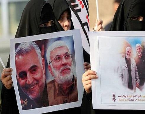 قائد فيلق القدس الإيراني في زيارة سرية إلى بغداد