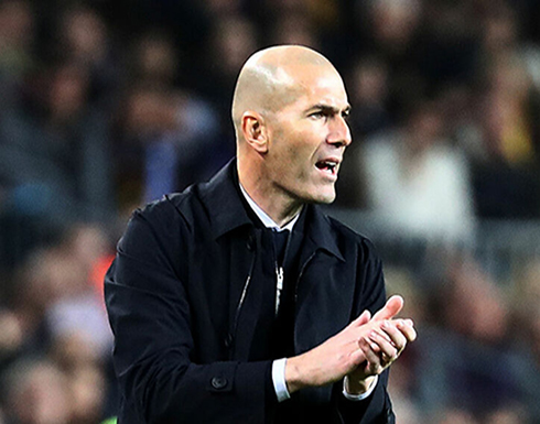 الثلوج تعاقب ريال مدريد من جديد.. واستياء زيدان واللاعبين