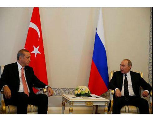 بوتين وأردوغان وجهاً لوجه لأول مرة بعد 9 شهور قطيعة