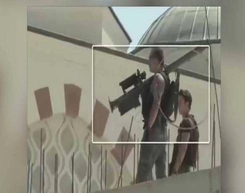 حرس أردوغان يحميه بصواريخ مضادة للطائرات