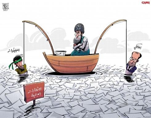 إيران.. الفائز في انتخابات العراق