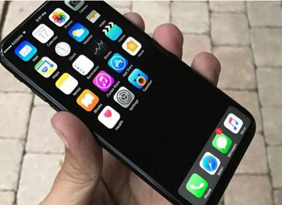 آبل قد تطلق آيفون 8 بشاشة منحنية