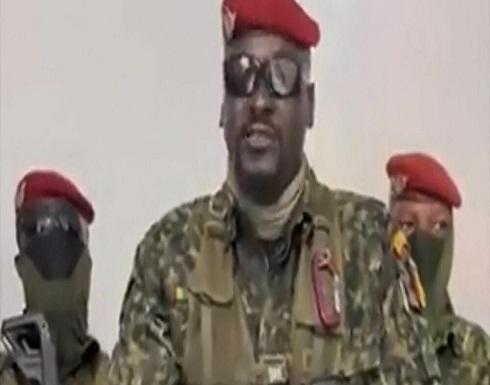 زعيم انقلاب غينيا يمنع وزراء الحكومة من مغادرة البلاد