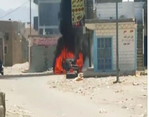 قتلى حوثيون في غارات بشبوة وتفجير بالبيضاء