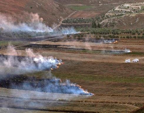 """منطاد إسرائيلي فوق لبنان.. ومطالب بوقف """"الصواريخ الدقيقة"""""""