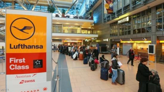 مادة سامة مجهولة تثير فزعا في مطار ألماني