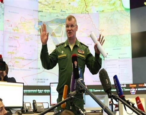 روسيا: سوريا دمرت 71 صاروخاً خلال الضربة الغربية