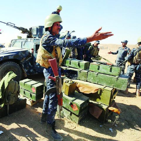 العبادي يعلن بدء معركة الموصل