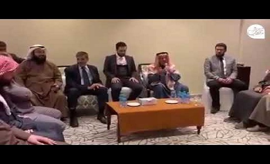 بالفيديو .. داعية أردني يتوفى خلال خطبته في جاهة بالكويت