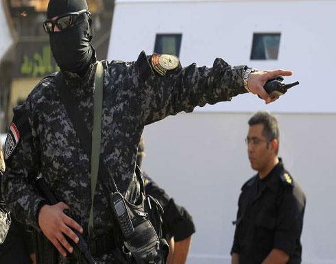 الأمن المصري يقتل 6 مسلحين في تبادل لإطلاق نار