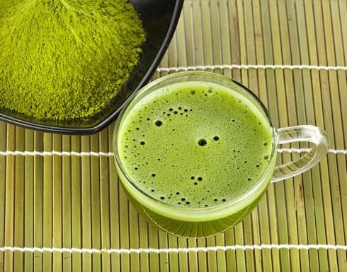 فوائد شاي الماتشا الياباني