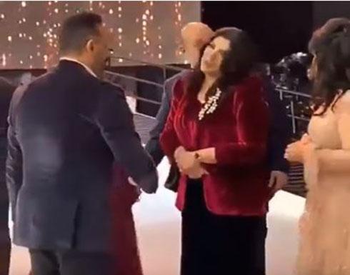 بالفيديو: الشاذلي ترفض السلام على قصي خولي رداً على ظلم زوجته